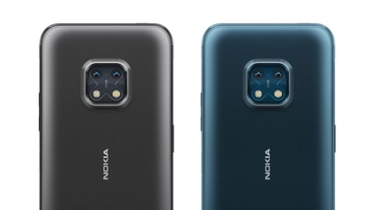 Nokia XR20 is expected to be the company's premium offering in India.