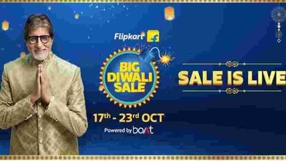 Flipkart is now back in the ring with the Big Diwali Sale, offering discounts for customers who are in the market for smartphones.