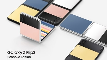 Today, at the Galaxy Unpacked event of the year, the Korean tech giant rolled out its 'Bespoke Edition' Galaxy Z Flip 3 smartphone.