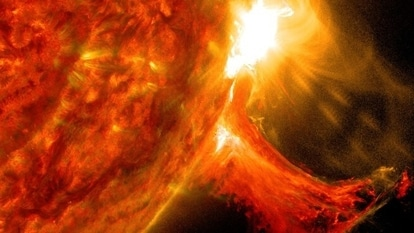 The Sun is in its active phase again and a solar storm is likely to result. What it will do is cause an Internet apocalypse down here on Earth.