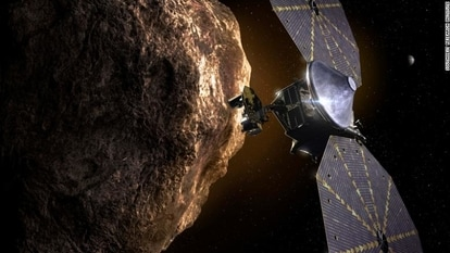 NASA has sent the Lucy spacecraft flying towards Jupiter on a big asteroid mission, but that is now in jeopardy as one of its solar panels hasn't deployed fully.