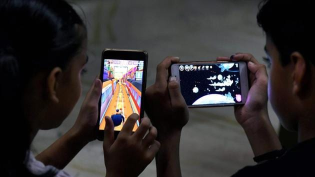 There are already a number of smartphone brands present in the country (PTI Photo by Manvender Vashist)