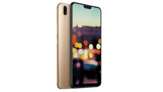 Vivo V9 features a 6.3-inch full HD+ FullView display.
