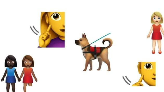 61 new emoji characters shortlisted for release in 2019