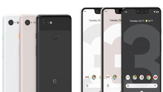Pixel 3, Pixel 3 XL to launch in India next month