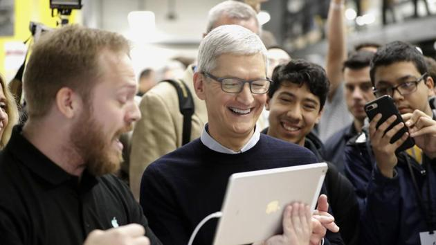New iPads and Mac computers are expected Tuesday, October 30, as part of an Apple event in New York.