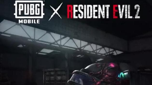 PUBG Mobile x Resident Evil 2 crossover coming soon.
