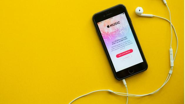 Apple Music for Artists.