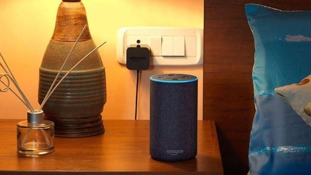 Amazon Echo speakers launched in India.
