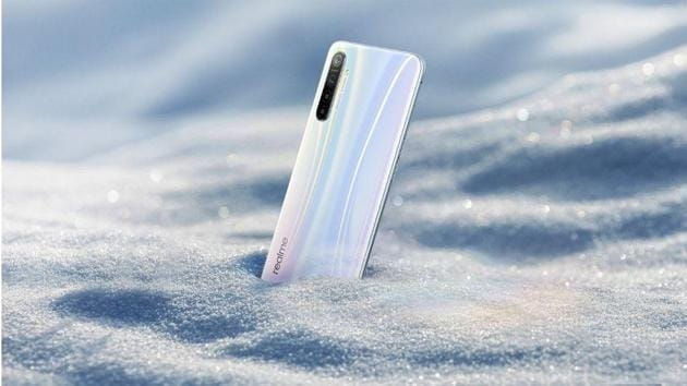 Realme XT 64MP camera phone.