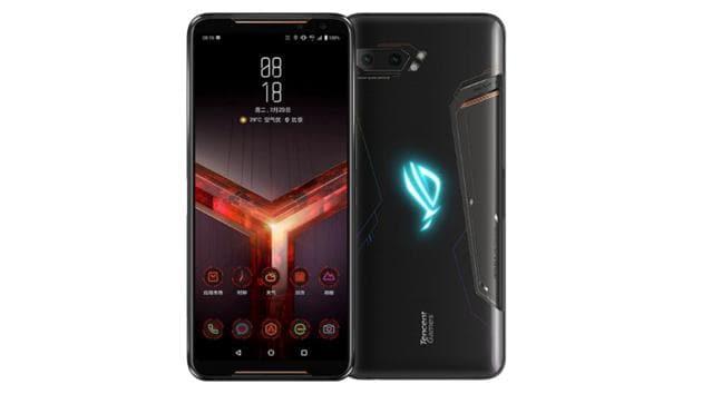 Asus ROG Phone 2 base model offers 8GB RAM.