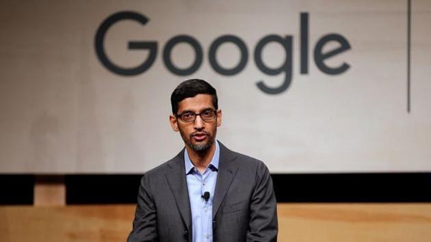 Sundar Pichai to be Google parent CEO