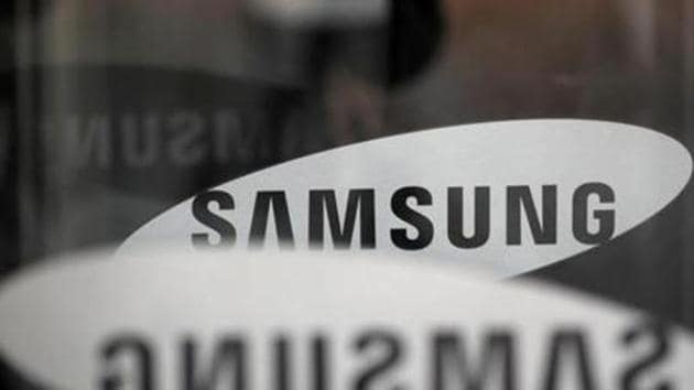 Samsung plans to spend about $10 billion per year on equipment, research and development over the next decade