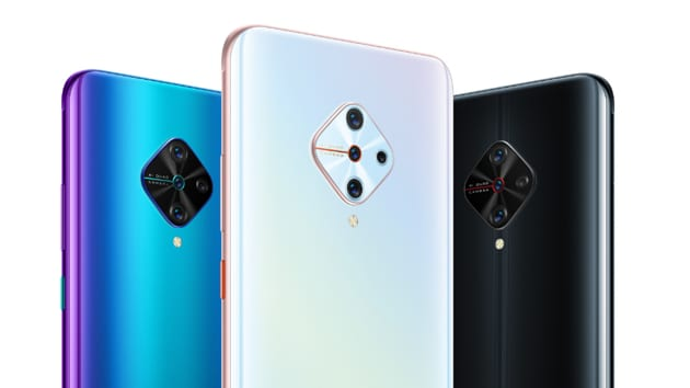 Priced at Rs 19,990, the Vivo S1Pro will be available in three colour options – Mystic Black, Jazzy Blue and Dreamy White.