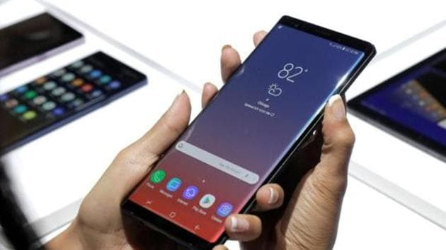 Samsung Galaxy Note 9 is listed with the highest discount so far on Amazon India.