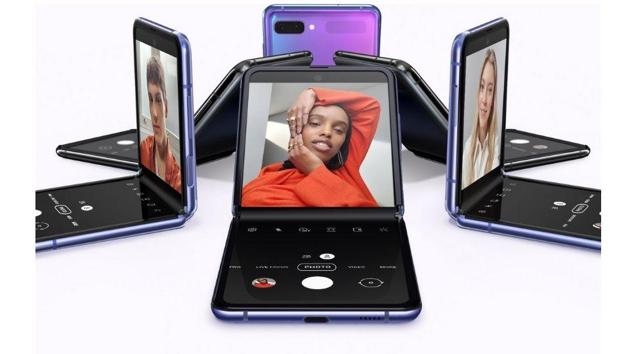 Samsung Galaxy Z Flip, the company's second foldable phone is official.