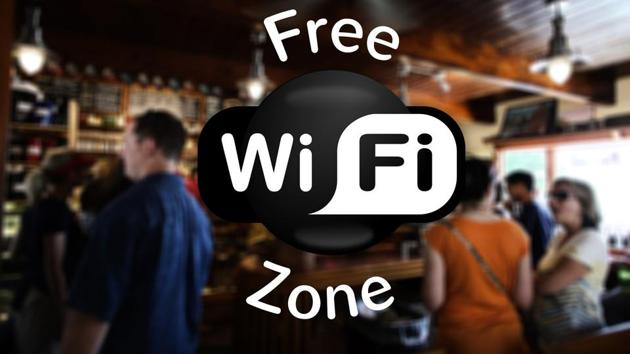 US providers giving free Wi-Fi for a month.