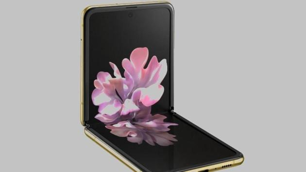 Samsung Galaxy Z Flip now Available in Mirror Gold Colour in India
