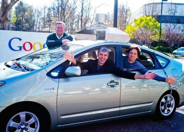Google executives have said they would likely partner with established automakers to build self-driving cars