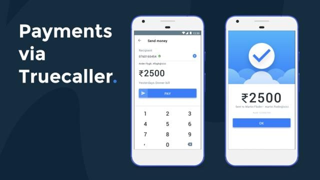 Truecaller lets you create unique Virtual Payment Address (VPA) in the app to transfer, receive money.
