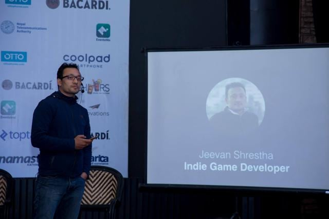 Jeevan Shrestha, Kathmandu-based indie developer and creator of Ludo Neo-Classic.