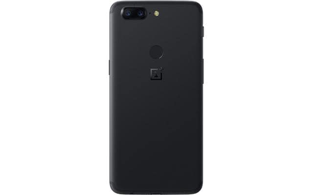 OnePlus moved the front-facing fingerprint sensor to the rear panel on OnePlus 5T.