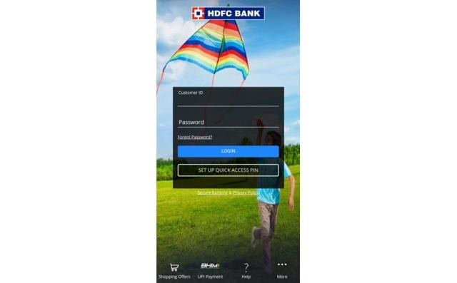 HDFC Bank earlier this week rolled out a revamped mobile app