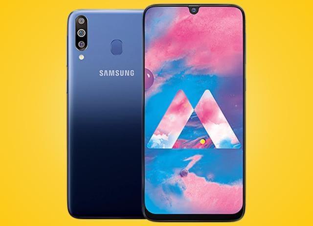 Samsung Galaxy M30 comes with Infinity U Super AMOLED display