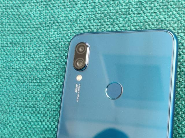 Redmi Note 7Salso comes with 48MPcamera but a Samsungs sensor.