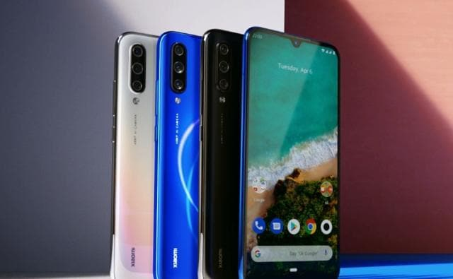 Xiaomi Mi A3 comes with 3D curved rear design