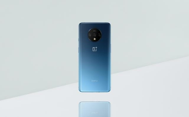 OnePlus 7T comes with matte-frosted glass