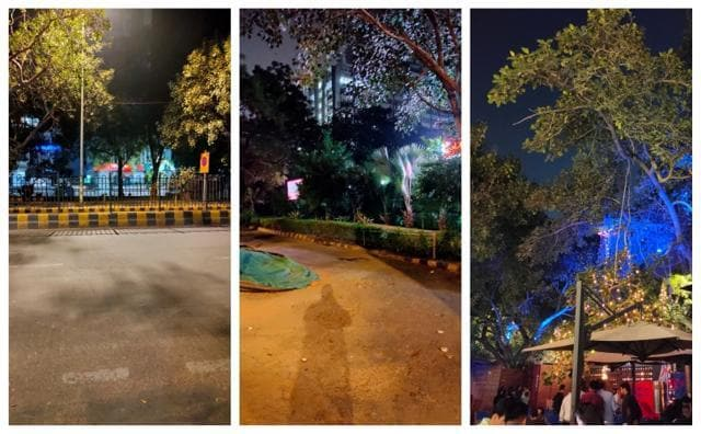 Realme X2 Pro lowlight performance (Images resized for web)