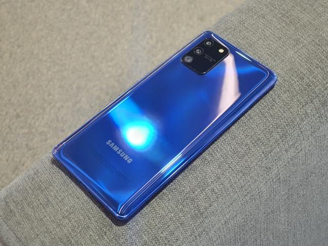 Samsung Galaxy S10 Lite is powered by last year's flagship processor, Qualcomm Snapdragon 855.