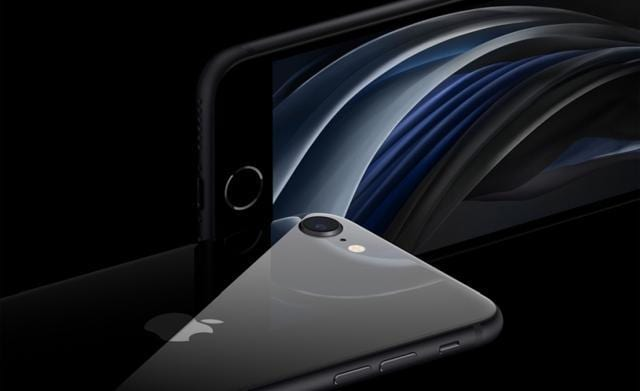 Apple's new iPhone SEcomes with aluminum and durable glass design