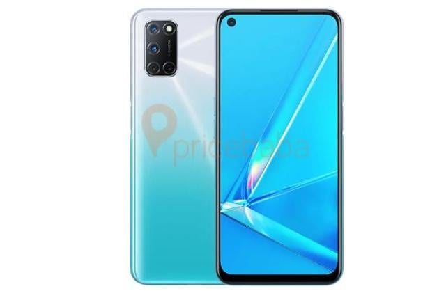 The Oppo A92 will come with a quad rear camera setup.