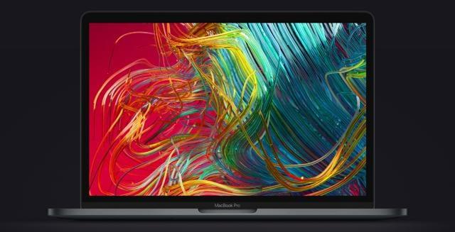 Apple's 13-inch MacBook Pro (2020).