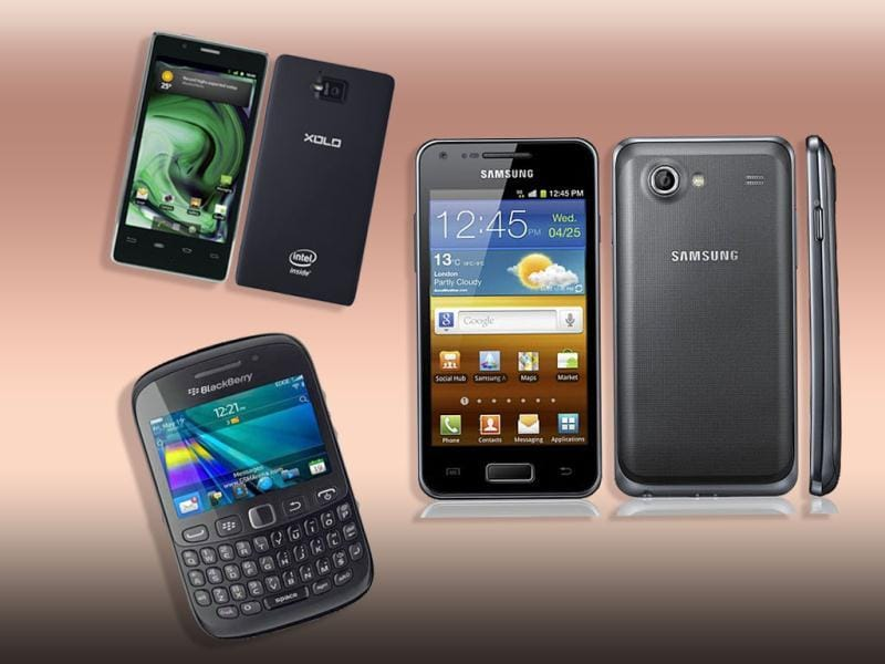 From-RIM-s-BlackBerry-Curve-9220-to-LAVA-s-XOLO-X900-the-world-s-first-mobile-phone-with-the-power-of-Intel-inside-check-out-what-s-creating-a-buzz-in-the-tech-world