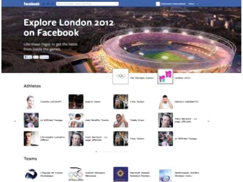 Facebook-s-new-dedicated-page-for-the-London-Games