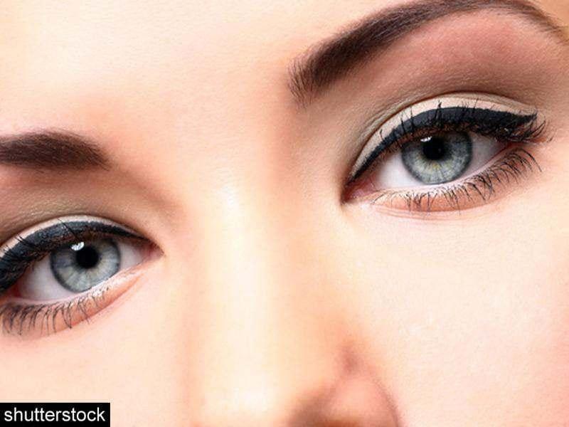 Woman-s-eyes
