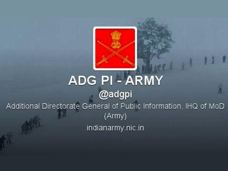 Indian-Army-s-Twitter-page
