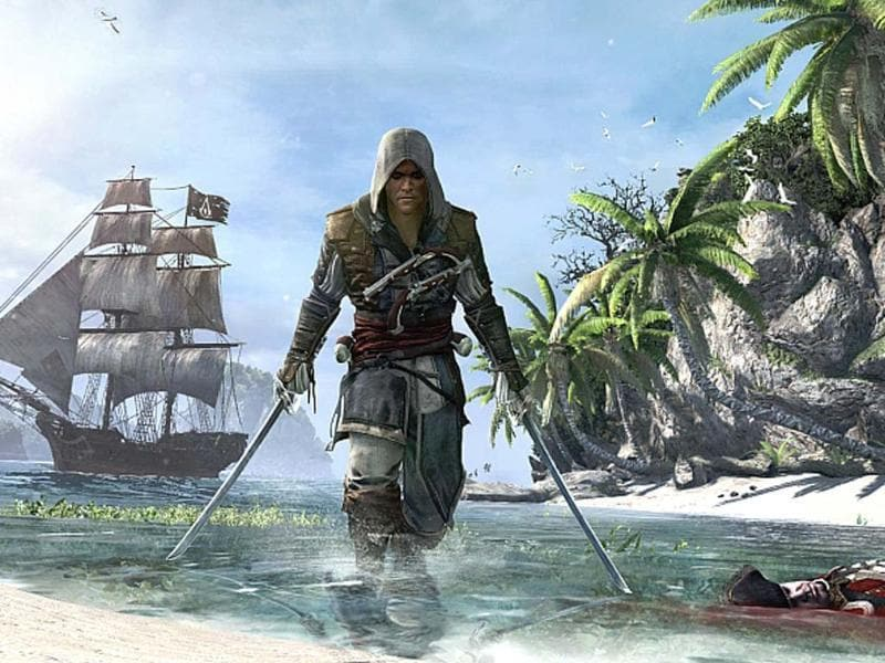 Edward-Kenway-protagonist-of-Assassin-s-Creed-IV-Black-Flag-Photo-AFP