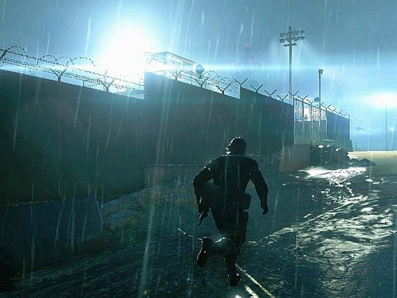 Metal-Gear-Solid-V-players-must-infiltrate-a-secret-military-compound-in-the-opening-chapter-Photo-AFP