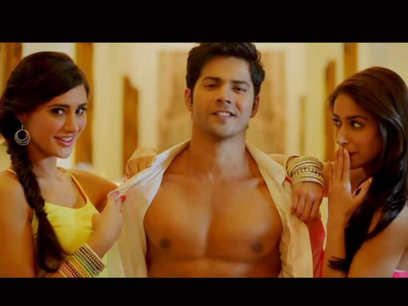 Varun Dhawan, Ileana D'Cruz and Nargis Fakhri starrer Main Tera Hero is set for release on April 4. Take a look at stills from the movie.