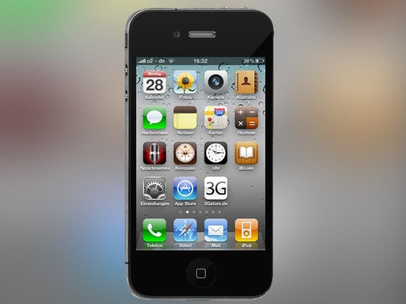 iPhone 4 was launched in 2010.