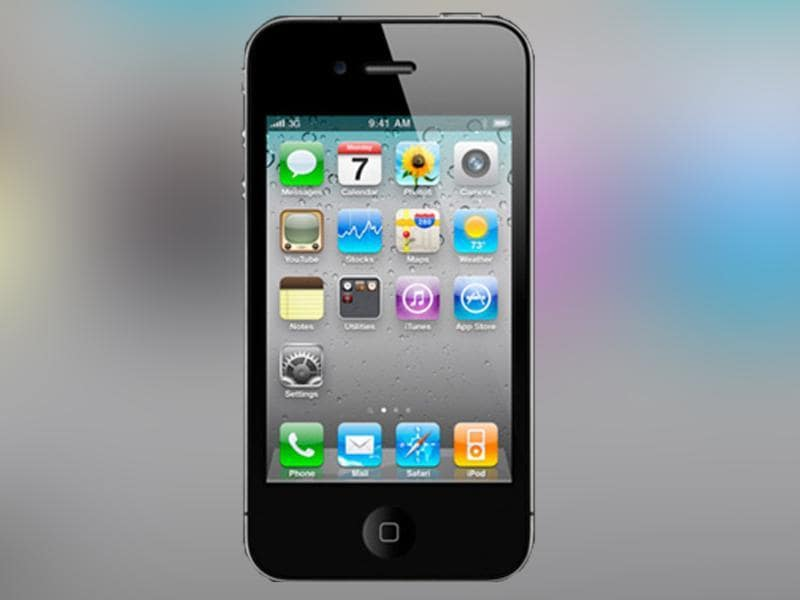 iPhone 4S was launched in 2011.