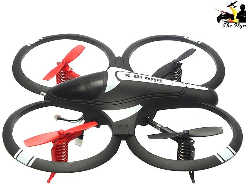 Flyer's Bay X-drone Evolution, Rs. 4,999: Just warming up to this whole drone thing, are you? Flyer Bay's X-drone is cheap enough to be an impulse buy and good enough for casual flying. It even comes with a (admittedly terrible) camera for some aerial photography.