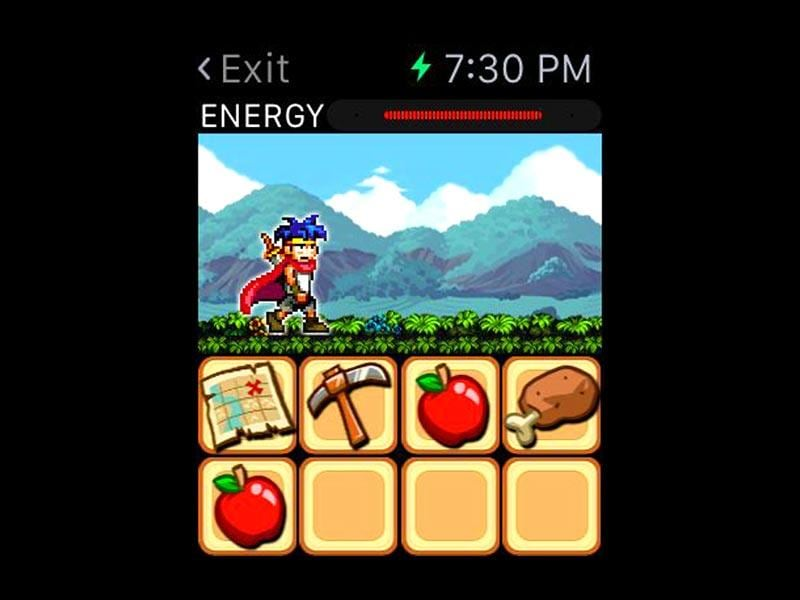 Developer WayForward debuts on iOS with this faux retro treasure-hunting, monster-bashing title for Apple Watch