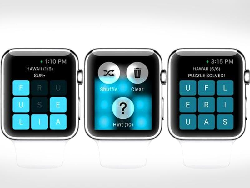 This mystery word search is augmented by community contributions and compressable to Apple Watch screen size.