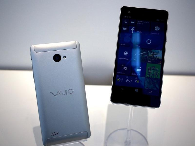 Japan's VAIO corporation just launched a Windows 10-powered smartphone for apporximately Rs. 29,000 ($424)