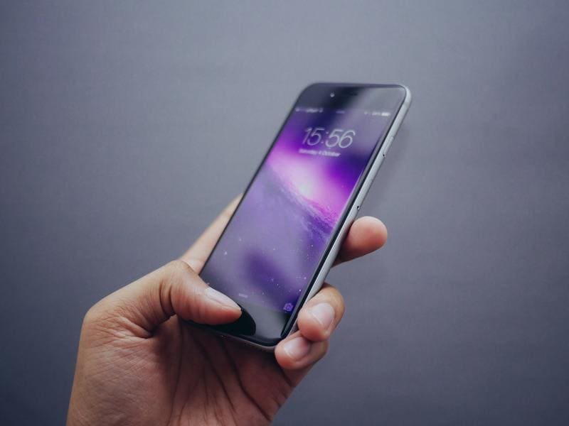 If a patent filing is taken into consideration, navigating Apple devices won't require touching them.